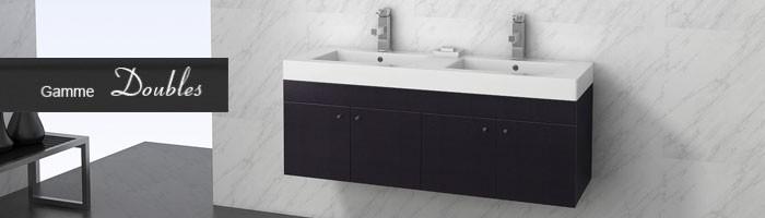 meubles de salle de bain fashion