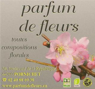 Fleuriste Parfum de fleurs