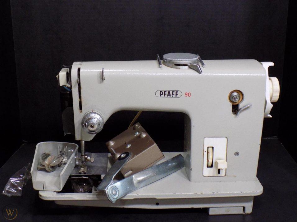 PFAFF machine à coudre